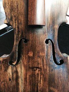 Geige, Gesicht, Musik, Instrument
