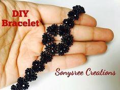 Black Magic Bracelet Tutorial - YouTube