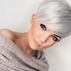 Pixie Hair Women 2017