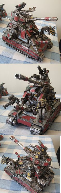 Battlefortess, Orks, 40k, Kustom