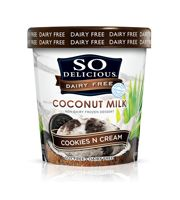 So Delicious vegan ice creams. The name says it all.