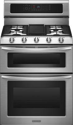 Kitchen Aid oven I would love This will be my upgrade. Have a double oven now and will again