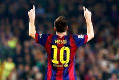 Con ayuda de Neymar, Messi hace tres, bate récords de thrash y el Barça | globoesporte.com