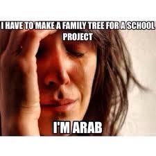 Arab problems