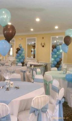 Boy Baby shower idea