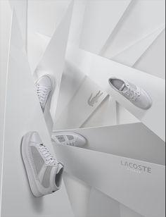 lacoste acrylic photo props