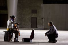 The Soloist - great movie that forces a not-so-pretty reality into your consciousness.