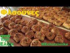 Cypriot Food, Easter Recipes, Easter Food, Greek Recipes, Cookies, Baking, My Favorite Things, Breakfast, Youtube