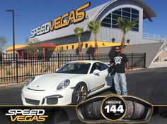 Nothing beats spending the afternoon at #SPEEDVEGAS
