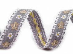 Panglica tesuta Folk - 15 mm, accesorii croitorie, Folk, Fashion, Moda, Popular, Fashion Styles, Forks, Folk Music, Fashion Illustrations
