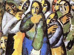 Kazimir Malevich / 1912