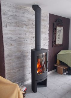 Photo Choix Du Poele A Bois More Hamed Abri Pinterest Stove