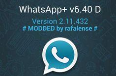 WhatsApp Plus updated to 6.40 Version