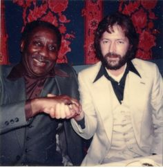 Muddy Waters & Eric Clapton in London – December 4, 1978