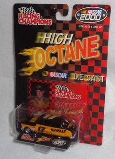 NASCAR Racing Champions High Octane # 17 Matt Kenseth 1:64 Die Cast Car #RacingChampion #RoushFenwayRacing
