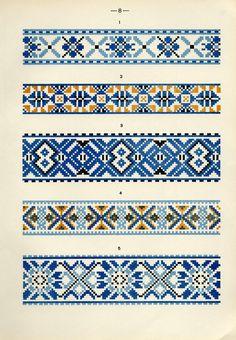 https://flic.kr/p/fQsgUb   Белорусский народный орнамент - 1953_98   Belarusian ethnic embroidery