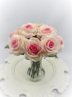 Real Touch Roses for Valentines Day or Home by RussellPriceFloral