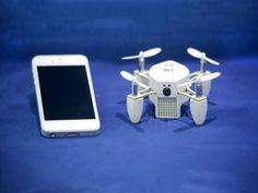 Zano, le drone qui tient dans la paume de la main