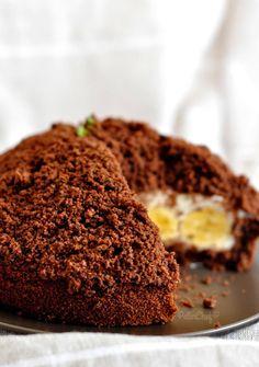 Meyve, süt ve kakaolu kekin buluştuğu nefis bir pastadır köstebek pastası. Köstebek pasta nasıl yapılır resimleriyle bulabilirsiniz.