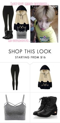 """Got7 Scenarios ~ BamBam #1"" by lola-twfanmily ❤ liked on Polyvore featuring Topshop and WithChic"