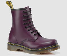 Bought these boots in 1991, in this very color, at a shop in Camden Town! Love that Dr. Martens still makes them!