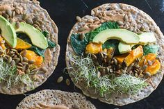 ... Pancakes on Pinterest | Chickpea Flour Pancakes, Scallion Pancakes and