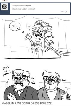 I live for Stan and Mabel's adorable uncle/niece interactions