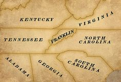 The State of Franklin and Tennessee Aborning – This Day in North Carolina History Us History, Family History, American History, American War, Local History, American Women, American Indians, Native American, Genealogy Research