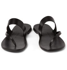 Alvaro Leather Sandals | MR PORTER