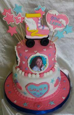 Cake soy luna
