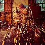 American blacksmiths making the finest exterior barn, door & shutter hardware. Located in historic Chester County, PA., we're blacksmiths with decades of experience reproducing hardware in the manner of the originals.  Our hand forged hardware is inspired by the best original examples from American homes. All of our hardware is based on historic examples that have stood the test of time... we've seen what works, and we've seen a lot of hardware that has failed.