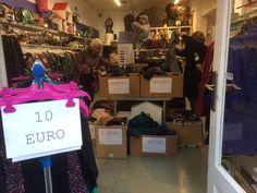 Magazijnverkoop kleding, schoenen en tassen -- Den Haag -- 12/11-13/11