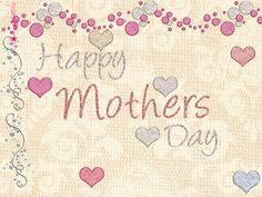 Mother's Day Verses | Happy Mothers Day 2013 Pictures, Card Ideas, HD Wallpapers, Quotes ...