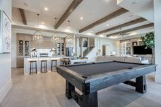 Learn More About a Home Participating in the Parade of Homes Informations About. Game Room Basement, Basement House, Basement Bedrooms, Basement Ideas, Cozy Basement, Dark Basement, Basement Makeover, Basement Renovations, Dream Home Design
