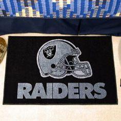 NFL - Oakland Raiders Doormat