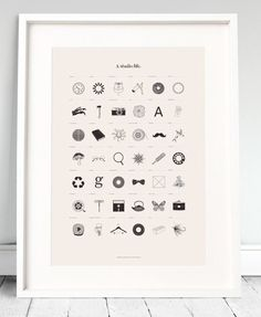 life of a design studio, illustrated