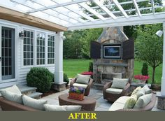 Cool Solution For Outdoor Enjoyment Add A Pergola With A