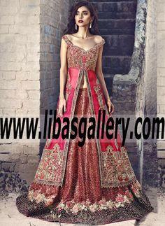 d194936aacb Bridal Dresses Pakistani Designers