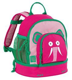 Lässig Mini Backpack Kinderrucksack Kindergartentasche, Brotdosenfach unten, Little Tree Fox: Amazon.de: Koffer, Rucksäcke & Taschen