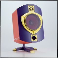 """Our late 80s Solid range came in a variety of colours – sometimes in a single speaker! <a class=""""pintag searchlink"""" data-query=""""%23ThrowbackThursday"""" data-type=""""hashtag"""" href=""""/search/?q=%23ThrowbackThursday&rs=hashtag"""" rel=""""nofollow"""" title=""""#ThrowbackThursday search Pinterest"""">#ThrowbackThursday</a>"""