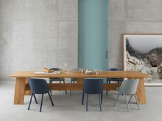 Fayland table by David Chipperfield for e15