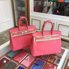 신품수준로즈립스틱금장/은장벌킨35cm#에르메스#중고명품#벌킨#pink# by hermes_ilovecocodream