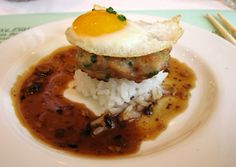 Loco Moco, Hawaii - Weirdest Regional Foods on Food & Wine