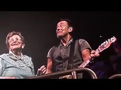 Bruce Springsteen and the E Street Band - Ramrod - MSG 2016.  He dances with Adele at about 4 minutes in.
