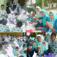 Rachma ♥ رَّحْمَ : Anak Lanang dan Pesta Bubur Asyura