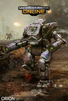 MWO: News - ORION