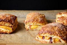 Peach Cobbler Scone// 10 Top Peach Recipes