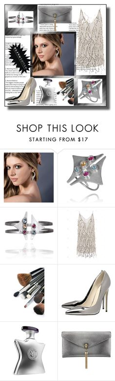 """BLINGSENSE-4"" by dzemila-c ❤ liked on Polyvore featuring Bond No. 9 and Bulgari"