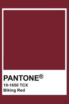 Pantone Biking Red Echoes of Mercy (Worship in Winter) in 2019 red color pantone - Red Things Pantone Tcx, Paleta Pantone, Pantone Swatches, Pantone 2020, Color Swatches, Rouge Pantone, Pantone Color Chart, Pantone Colour Palettes, Pantone Colours