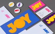 JOY by Seesaw. #branding #design